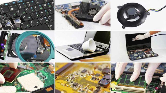 Reparatii laptop si calculatoare +Instalare WINDOWS +Curatare Laptop