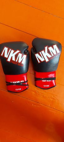 Перчатки боксерские12oz
