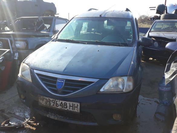 Дачия Логан 1.5дци Dacia Logan 1.5dci