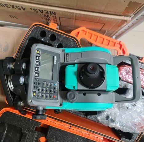 продам тахеометр Nikon Nivo 5m  Bluetooth 500 м безотражательный  4 ве