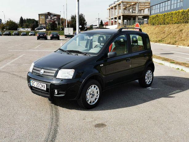 Fiat Panda Tracțiune 4x4