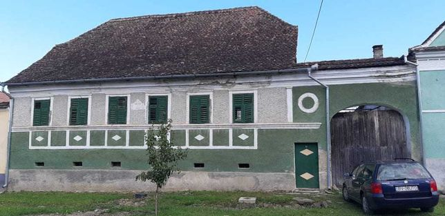 Casa saseasca sat Cloasterf