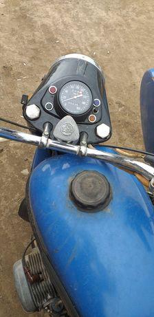 Срочно продам мотоцикл Урал с документами 1991г/в