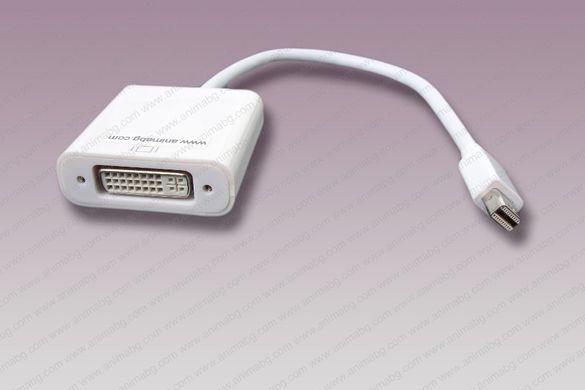 ANIMABG mini DisplayPort към DVI преобразувател