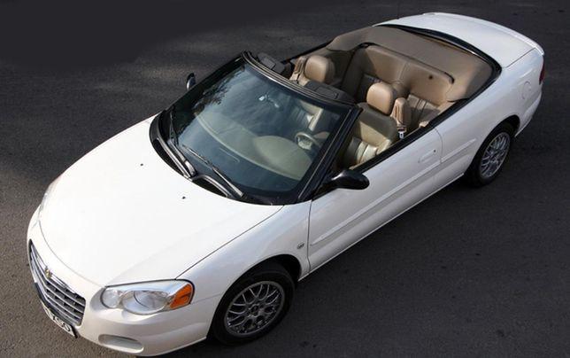 Chrysler Sebring кабриолет .Возможен обмен на дачу, или дом с доплатой
