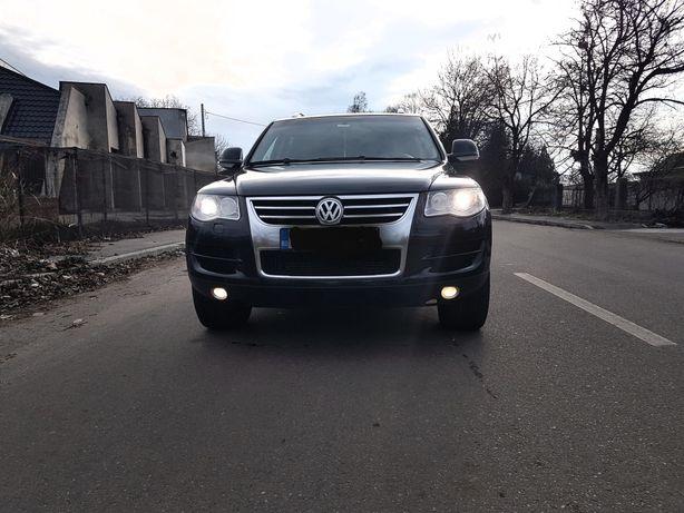 Vw Touareg 3.0 diesel V6 Accept Variante!
