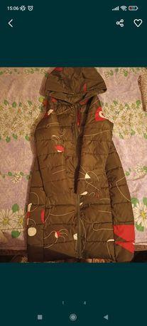 Осень Весна куртка