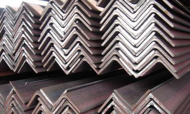 Уголок металл металлический от 25 до 200 сталь 3 и 09г2с железо сталь Петропавловск - изображение 1