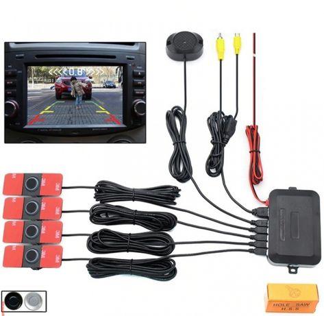 Kit senzori parcare OEM Car Force