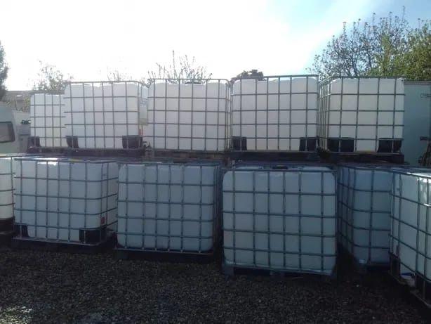 Bazine ibc 1000l butoaie rezervoare