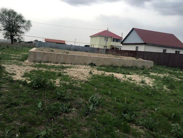 Участок с фундаментом в селе кокозек срочно срочно срочно!!!