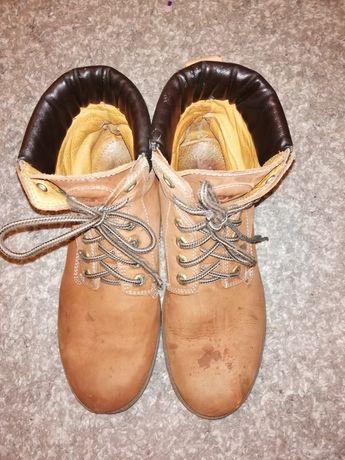 Дамски обувки, боти Бата, Bata, 40, естествена кожа