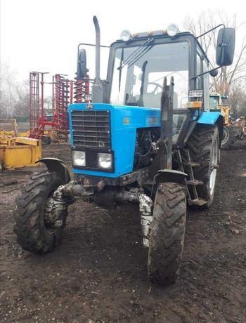 Продам трактор МТЗ 82.1 Беларусь