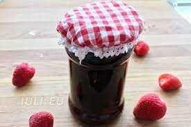 dulceata naturala100% capsuni