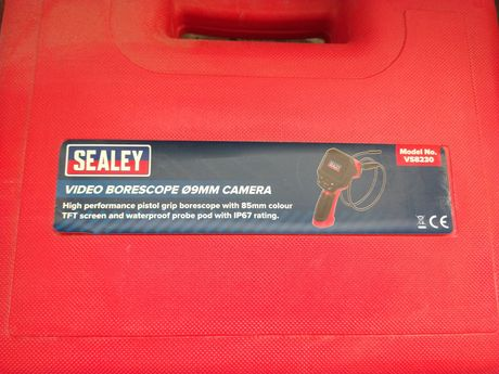 Camera Video 9mm Sealey VS8230