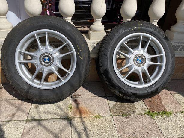 Jante BMW R15 si anvelope de vara