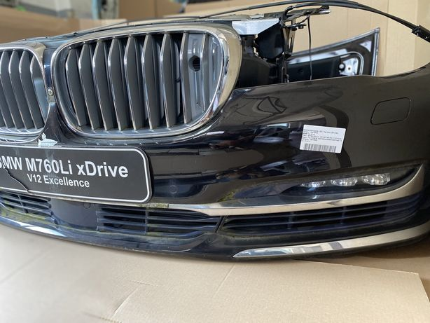 Aripa capota bara usa BMW seria 7 G11 G12 oglinda