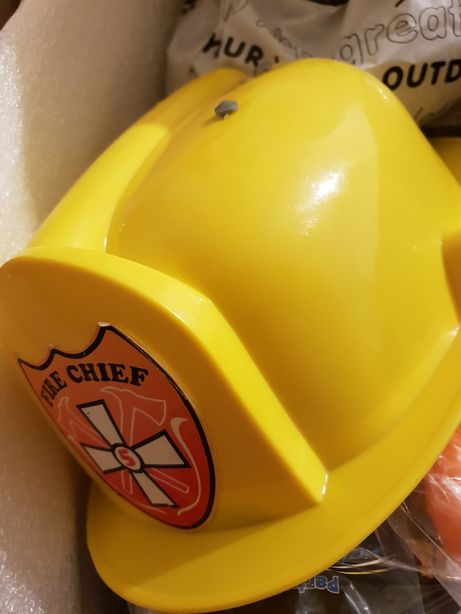 Casca pompieri