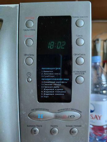Микроволновая печь-духовка Samsung