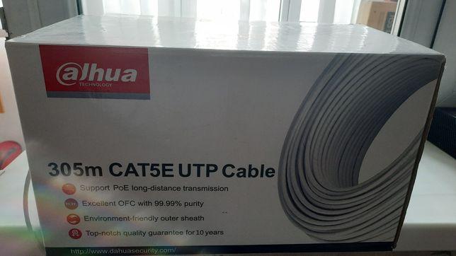 Uttp cat-5 кабель 125 метр