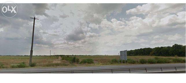 Teren Autostrada Bucuresti_Pitesti km 47