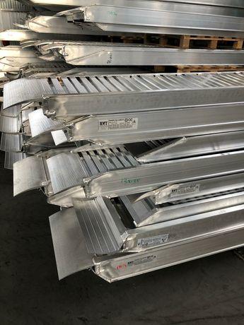 Rampe aluminiu 3.5m 3300kg