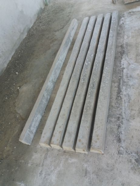 Spalieri de vie / Stâlpi de beton