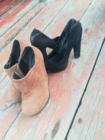 Продам женская обувь туфли и батильоны