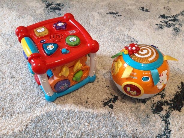 Cub magic si minge magica Vtech si casuta cu activitati Noriel