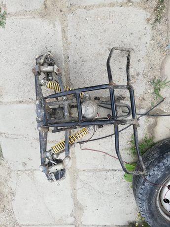 Fuzeta / amortizoare / bietele / berbec ATV