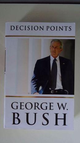 Книга Grorge W.Bush-Decision points