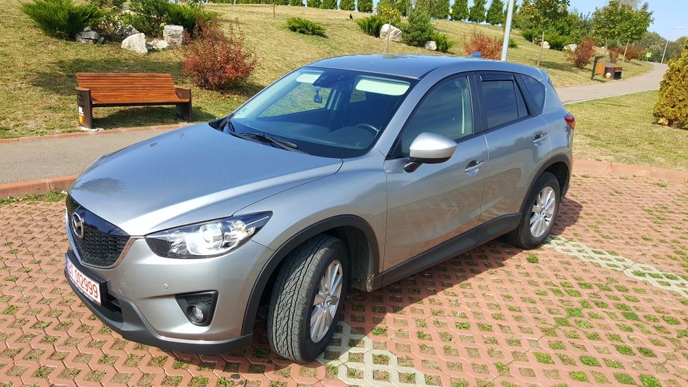 Mazda CX5 - 2014 Botosani - imagine 1