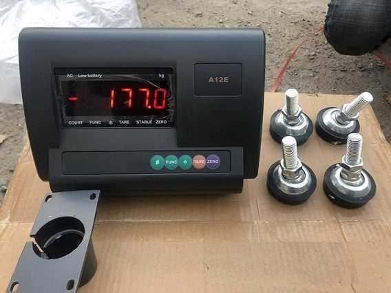 Весы напольные для склада до 3000 кг. от 1го метра. Кызылорда
