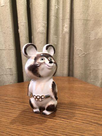 Статуетка мишка олимпийский