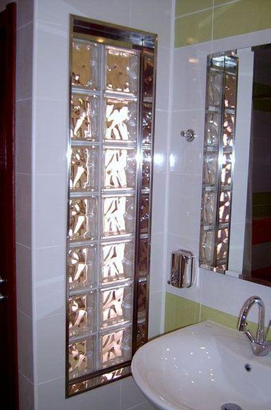 Разпродажба!! Нови стъклени тухли блокчета жълти внос Германия