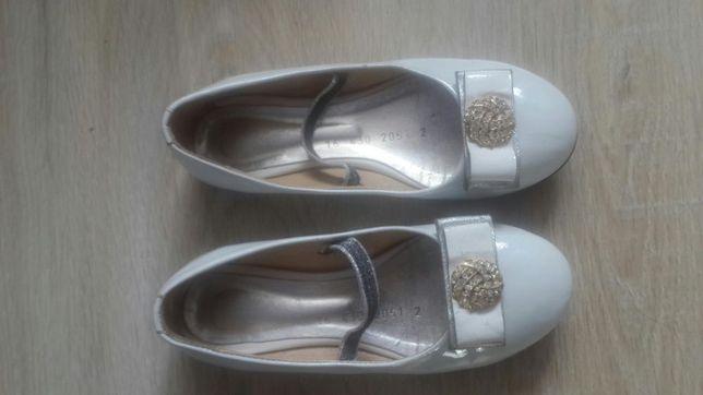 Туфли белые Тифлани