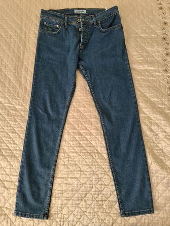 Новые джинсы Lacoste хорошего качества производство Турция