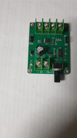 Modul control motor brushless controller