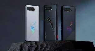 Asus Rog Phone 5 8/128Gb Black