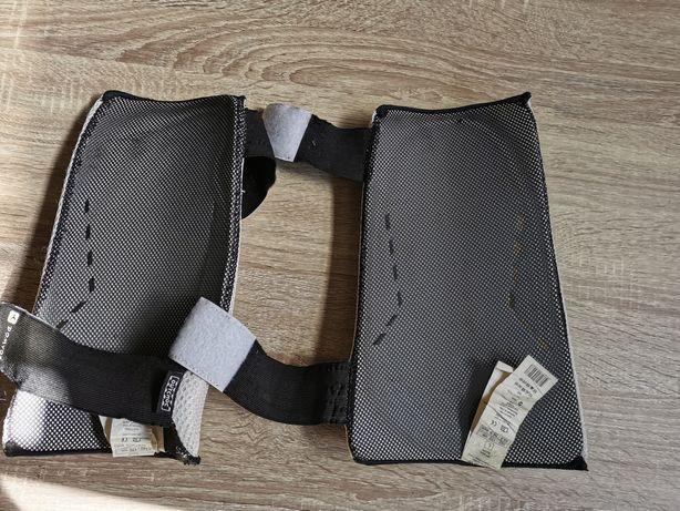 Protectii tibii picioare  box mma kick dechatlon
