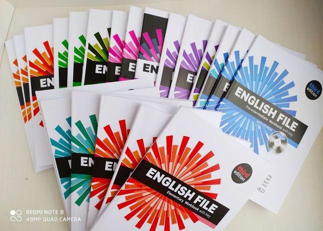 Распечатка книг по английскому