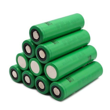 НОВИ 18650 25А 2500mah високоразрядни батерии 10c литиево йонни лион