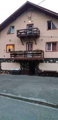 Vila Doua Minuni Busteni - camere duble, triple, 4 locuri