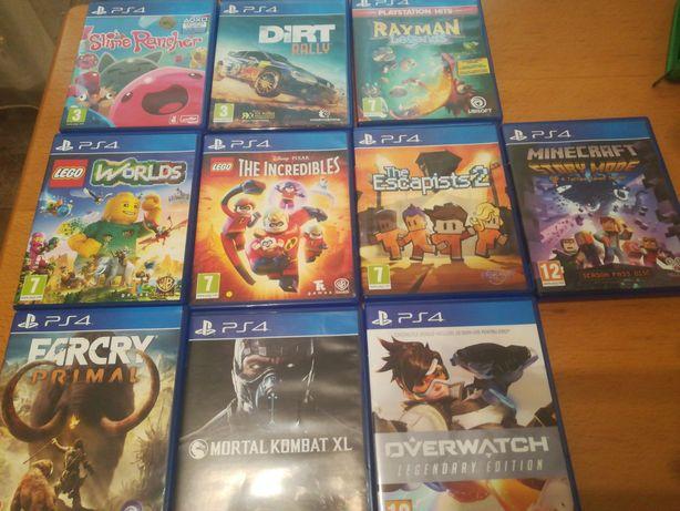 Vând jocuri PS 4