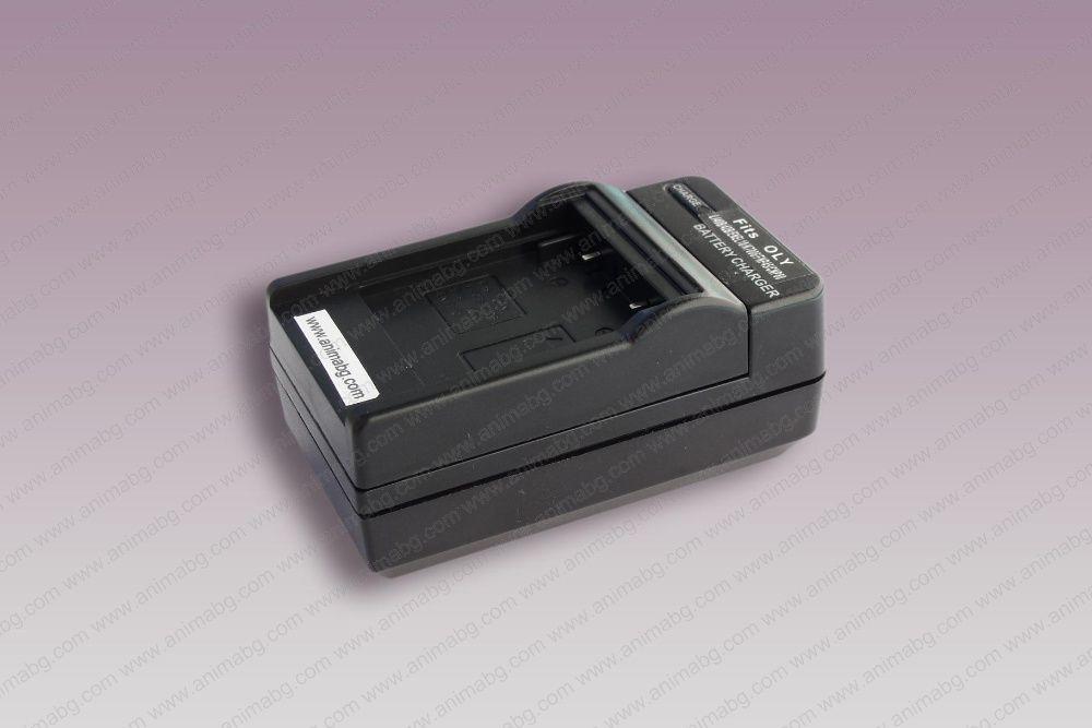 ANIMABG Зарядно за Li-42B / EN-EL10 батерии