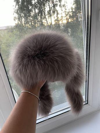 Продам новую меховую шапку