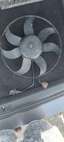 Ventilator 7 pale passat b6