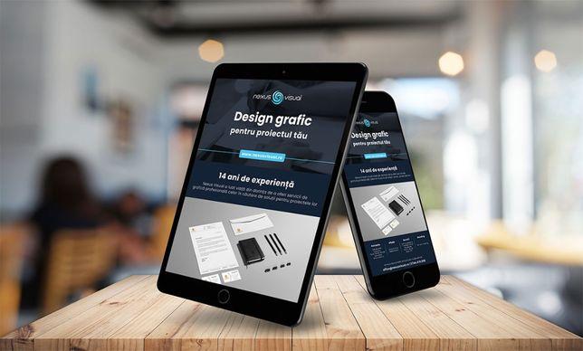 Servicii profesionale de grafica - design grafic
