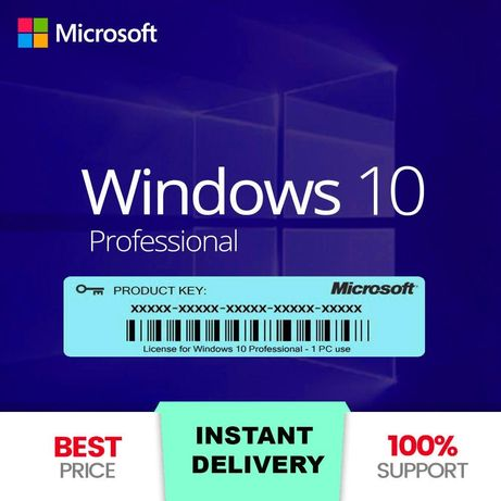 Licenta Windows 10 Pro