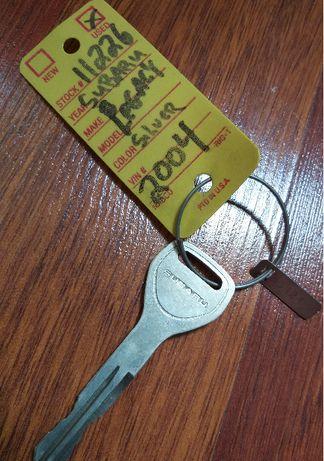 Оригинал ключ